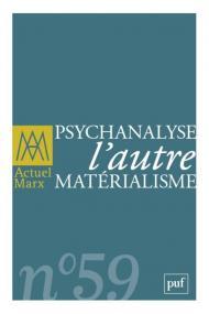 Actuel Marx 2016, n° 59