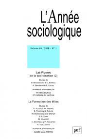 année sociologique 2016, vol. 66 (1)
