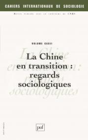 Cahiers intern. de sociologie 2007, vol. 122