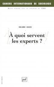 Cahiers intern. de sociologie 2009, vol. 126