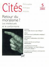 Cités 2001, n° 05