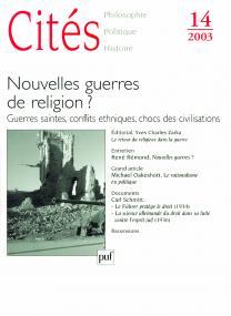 Cités 2003, n° 14