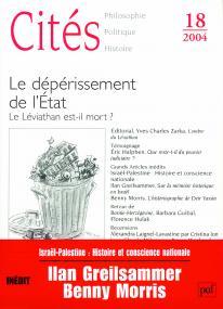 Cités 2004, n° 18
