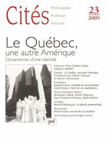Cités 2005, n° 23