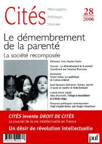 Cités 2006, n° 28