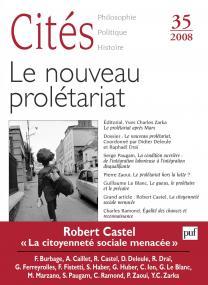 Cités 2008, n° 35