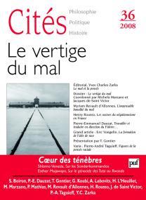 Cités 2008, n° 36