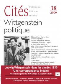 Cités 2009, n° 38