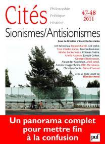 Cités 2011, n° 47-48