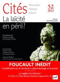 Cités 2012, n° 52