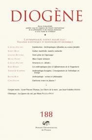 Diogène 1999, n° 188