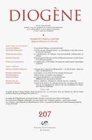 Diogène 2004, n° 207