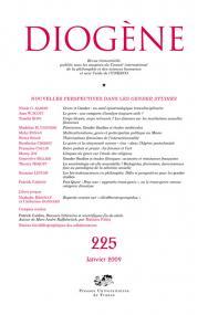 Diogène 2009, n° 225
