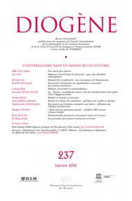 Diogène 2012, n° 237