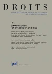 Droits 2000, n° 31