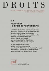 Droits 2000, n° 32