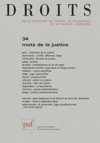 Droits 2001, n° 34