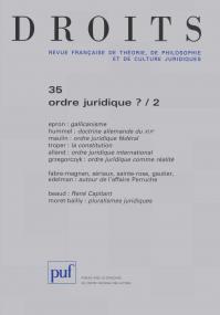Droits 2002, n° 35
