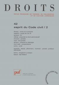 Droits 2005, n° 42