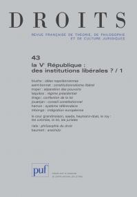 Droits 2006, n° 43