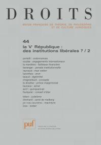 Droits 2006, n° 44