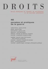 Droits 2007, n° 46