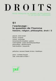 Droits 2010, n° 51