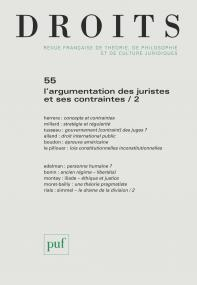 Droits 2012, n° 55