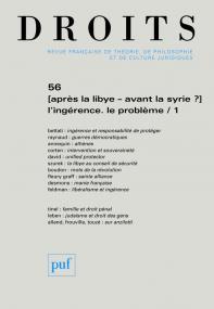 Droits 2012, n° 56