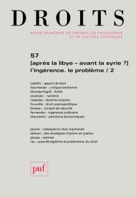 Droits 2013, n° 57