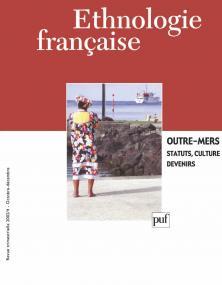 Ethnologie française 2002, n° 4