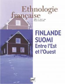 Ethnologie française 2003, n° 2