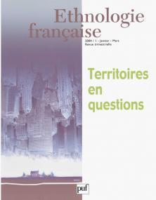 Ethnologie française 2004, n° 1