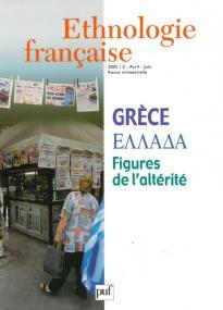 Ethnologie française 2005, n° 2