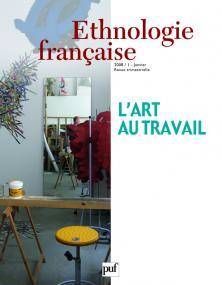 Ethnologie française 2008, n° 1