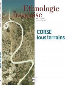 Ethnologie française 2008, n° 3