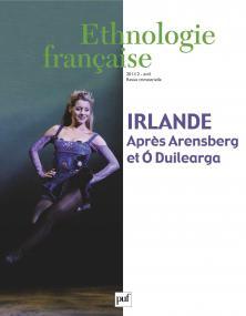 Ethnologie française 2011, n° 2