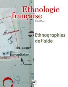 Ethnologie française 2011, n° 3