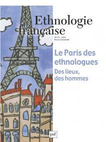 Ethnologie française 2012, n° 3