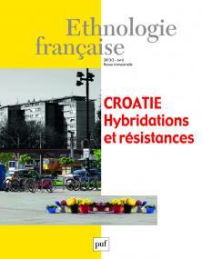 Ethnologie française 2013, n° 2