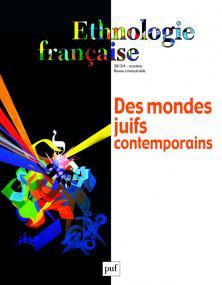 Ethnologie française 2013, n° 4