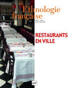 Ethnologie française 2014, n° 1