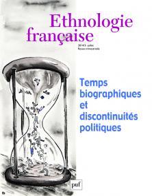 Ethnologie française 2014, n° 3