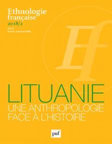 Ethnologie française 2018, n° 2