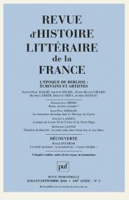 RHLF 2004, n° 3
