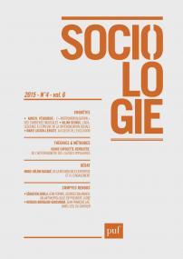 Sociologie 2015, n° 4