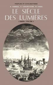 Le siècle des Lumières - tome 1 - vol. 1