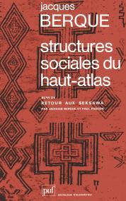 Structures sociales du Haut-Atlas