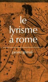 Le lyrisme à Rome