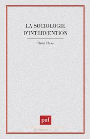 La sociologie d'intervention